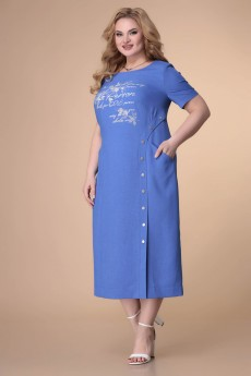 Платье 1-2172 Romanovich style