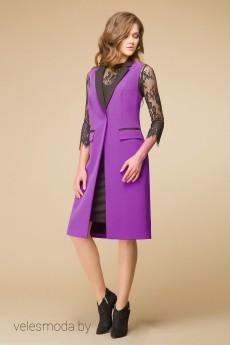 Комплект с платьем