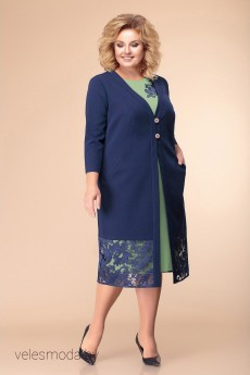 Комплект с платьем - Romanovich style