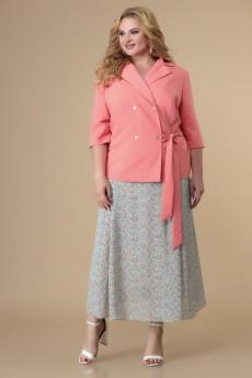 Костюм с платьем 3-2180 Romanovich style