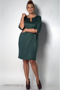 Платье 11017 зеленый SOVA
