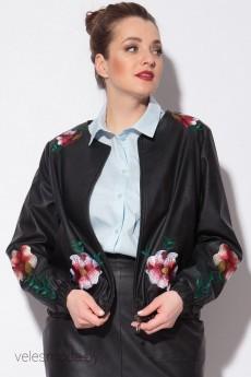 Куртка 11088 черный SOVA