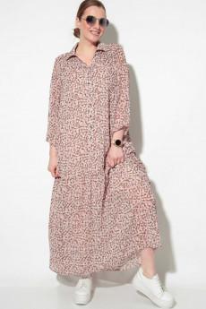 Платье 11097 розовый SOVA