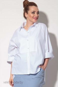 Блузка 11101 белый SOVA