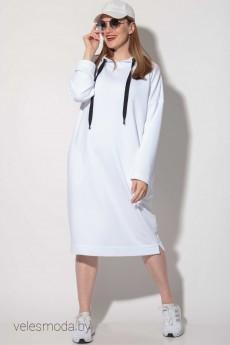 Платье 11104 белый SOVA