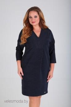 Платье 483 темно-синий SVT