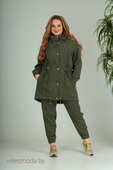 Куртка+брюки 13700 хаки SandyNA