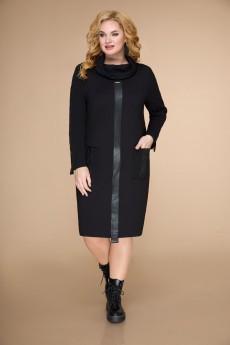 Платье 1821 чёрный Svetlana Style
