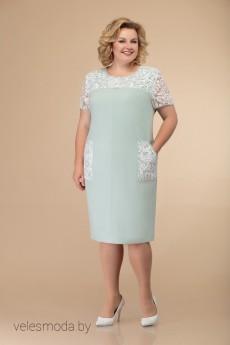 Платье 925 фисташковый Svetlana Style