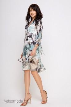 Костюм с платьем 255 Swallow