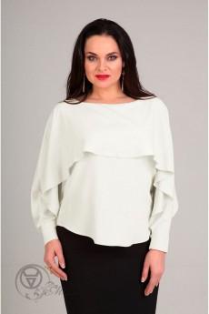 Блузка 62287 белый Tair-Grand
