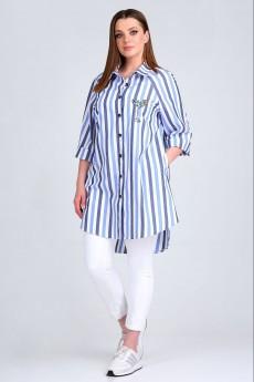 Рубашка 62406 полоска Tair-Grand