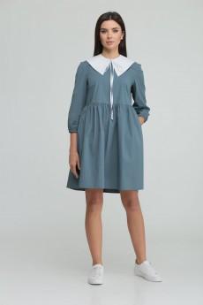 Платье 21-097 ТАККА Плюс