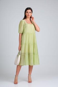 Платье 21-115 ТАККА Плюс