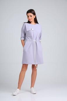 Платье 21-117-1 ТАККА Плюс
