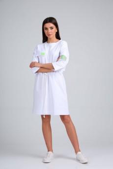 Платье 21-117 ТАККА Плюс