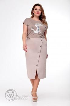 Юбка 023 Talia Fashion