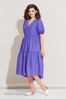 Платье 338 фиолетовый Temper