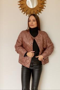 Куртка 387 какао Temper