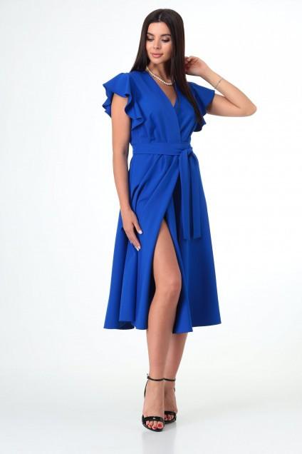 Платье 7034 сапфир Tender and nice