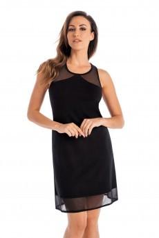 Ночная сорочка 2804 черный Teyli