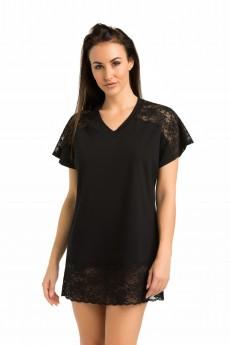 Ночная сорочка 2809 черный Teyli