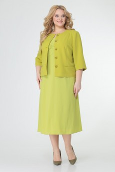 Костюм с платьем - TtricoTex Style