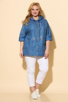 Куртка 1821 синий TtricoTex Style