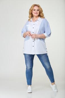 Блузка 21-21 TtricoTex Style