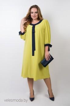 Платье 22-20 олива TtricoTex Style