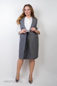 Костюм с юбкой 36-18-1 TtricoTex Style
