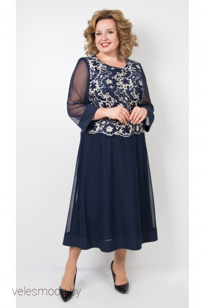 Платье 45-19 TtricoTex Style