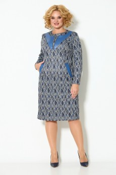 Платье 5916 TtricoTex Style