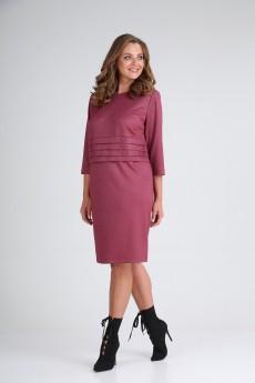 Платье 8071божоле Tvin