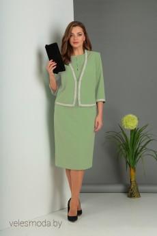 Костюм с платьем - VIOLA STYLE