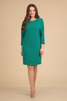 Платье 762 бирюза VIOLA STYLE