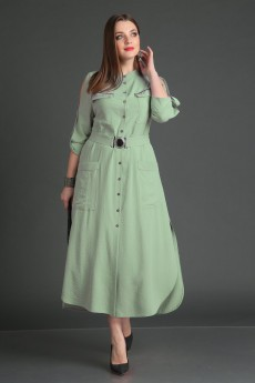 Платье 833 мятный VIOLA STYLE