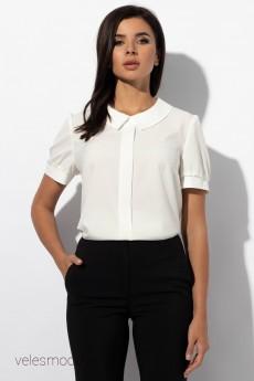 Блузка 623 белый VIZAVI TEKSTIL