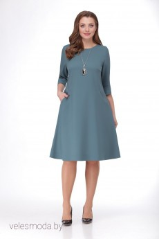 Платье 1112 мята VOLNA