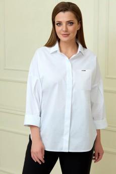 Блузка 1200 белый VOLNA
