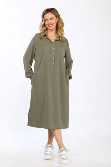 Платье 668 светло-зеленый Vasalale