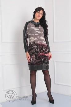 Платье 374 Via-mod