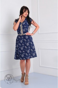 Платье 413 Via-mod