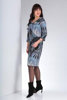 Платье 454 Via-mod