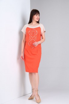 Платье 466 Via-mod