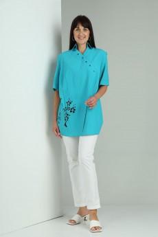 Блузка 481 Via-mod