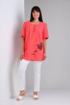 Блузка 482 Via-mod