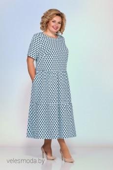 Платье 1005-2 Vitol Fashion