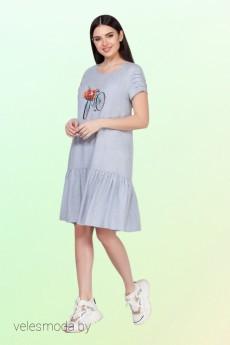 Платье 1020 Vitol Fashion