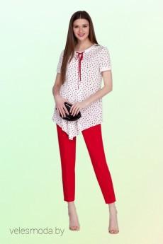 Костюм брючный 2517 Vitol Fashion